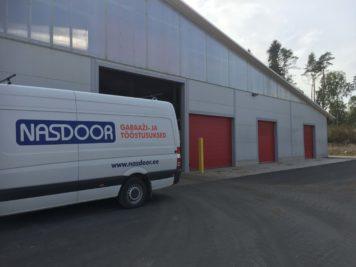 toostusuksed PAISTEVALJA LAUT Nordecon betoon