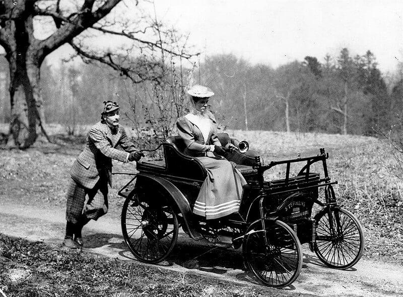Auto-aastal-1900