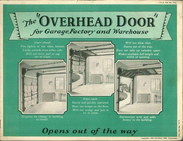 Overhead-Door-Corp-reklaamibuklett
