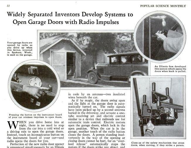 Raadiolainetega-ukse-avamine-1931-Popular-Science-ajakiri